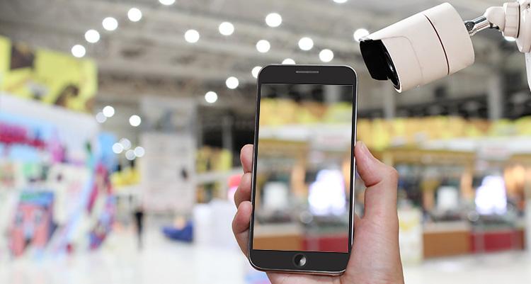 Instalation camera ip